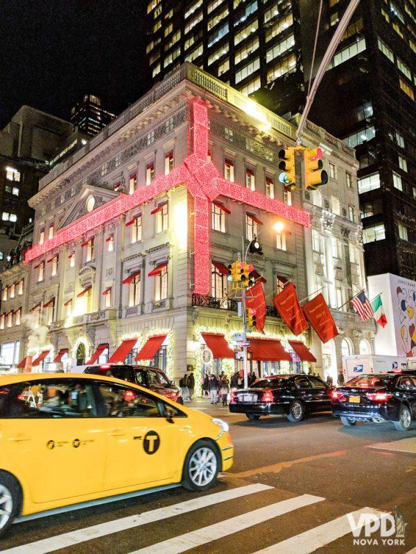 A época de Natal em NY é incrível!