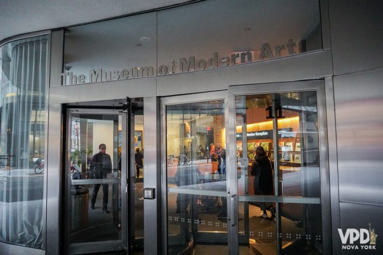 Pra quem curte museu, o MoMa é uma das atrações mais legais!